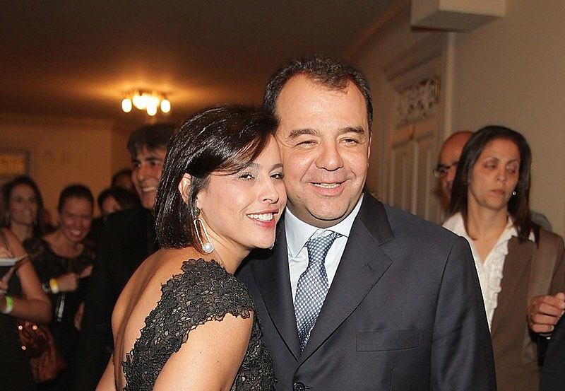 Adriana Ancelmo foi alvo de condução coercitiva, no dia da prisão do marido Sérgio Cabral
