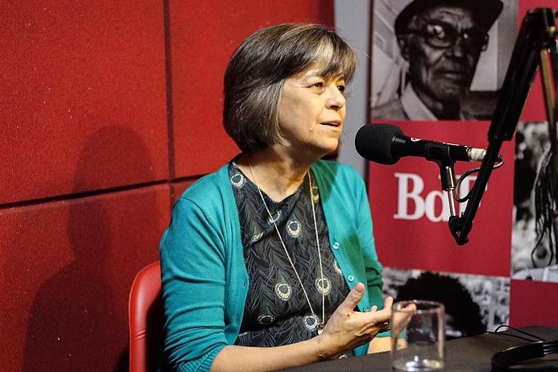Nalu Faria, coordenadora da Marcha Mundial das Mulheres, em entrevista à Rádio Brasil de Fato