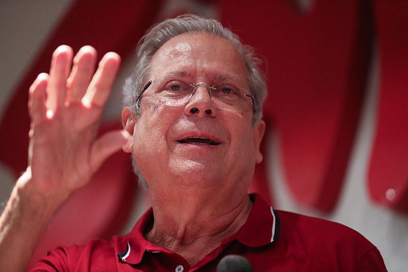 Militante histórico do PT e da esquerda, José Dirceu foi ministro do governo Lula (PT) e tem mais de 50 anos de trajetória política