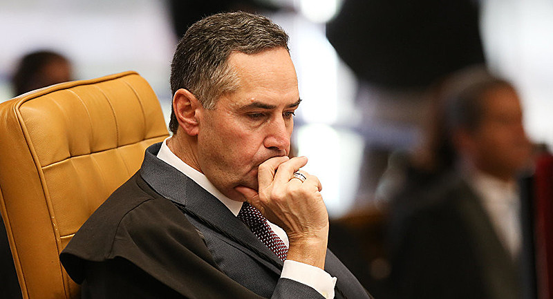 Ao lado de Fachin e da própria Weber, Barroso (acima) é um dos ministros do STF que também compõem o TSE
