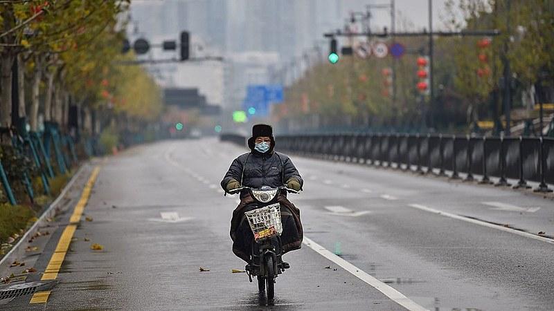 Somente Jiangsu e Guangdong configuram cerca de 21% do índice de incidência do coronavírus na China