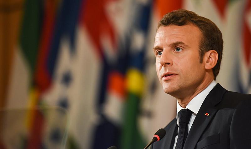 Macron: se Brasil sair do Tratado de Paris, não haverá acordo com Mercosul