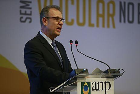 Ministro de Minas e Energia, Bento Albuquerque, durante evento no Rio de Janeiro, em fevereiro deste ano