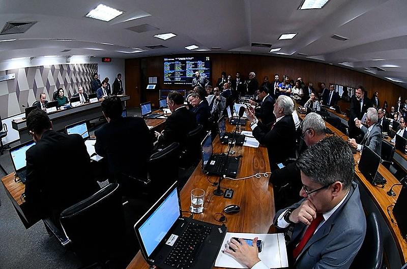 Com maioria conservadora e alinhada ao governo Bolsonaro, CCJ aprovou reforma da Previdência em debate morno e sem obstrução