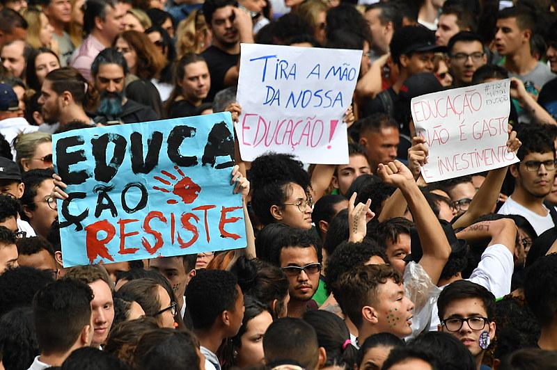 Manifestações ocorreram em todos os estados brasileiros e no Distrito Federal