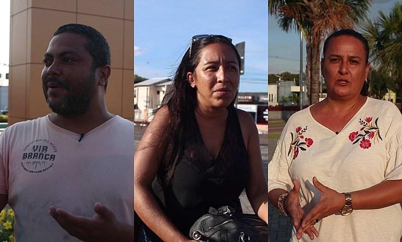 Adriano, Daiane e Eliane comentam as ações desastradas do presidente na fronteira