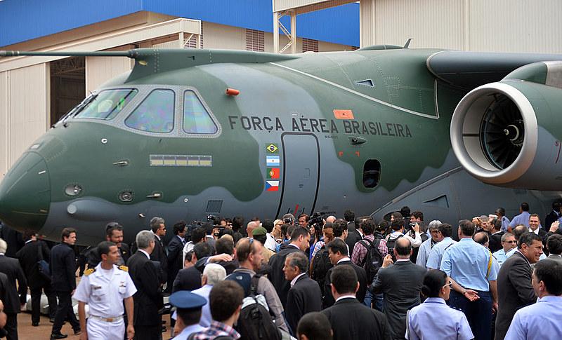 Desnacionalização afeta proteção do espaço aéreo