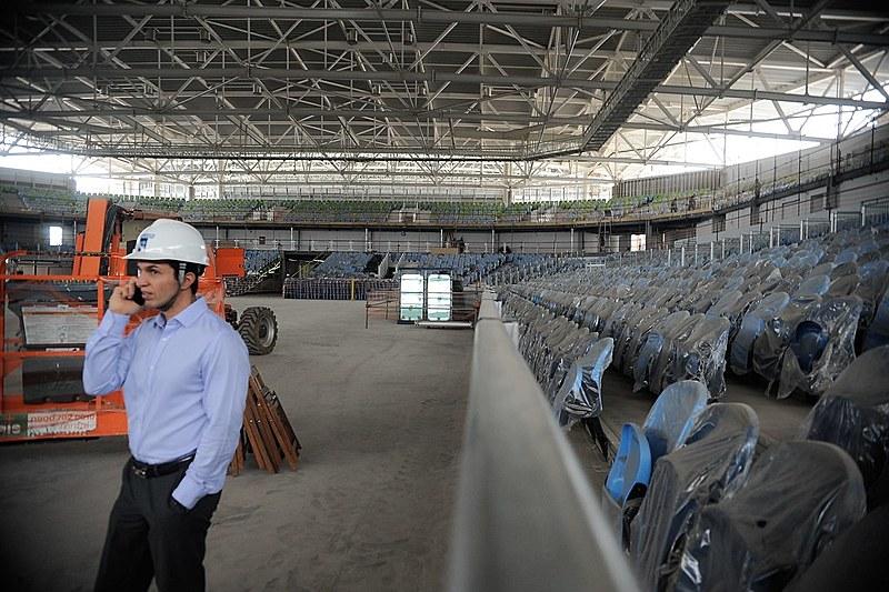 Contrato do Parque Olímpico teria recebido R$ 69 milhões a mais