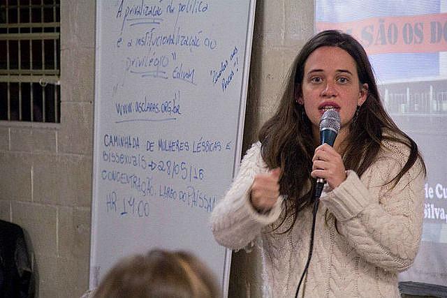 Isa Penna, assim como Juliana Cardoso e Sâmia Bonfim relatam episódios de machismo