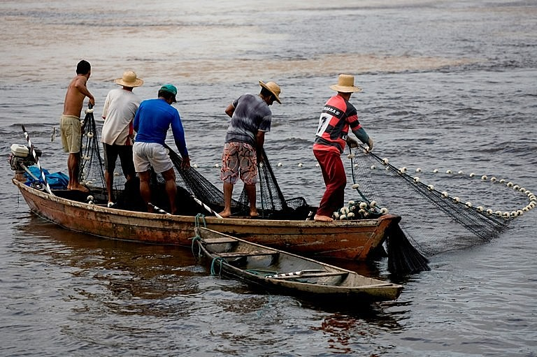 """""""É uma decisão importante, já que amplia o alcance da medida de 4.236 pescadores para cerca de 8 mil"""", afirmou Dilson Peixoto"""
