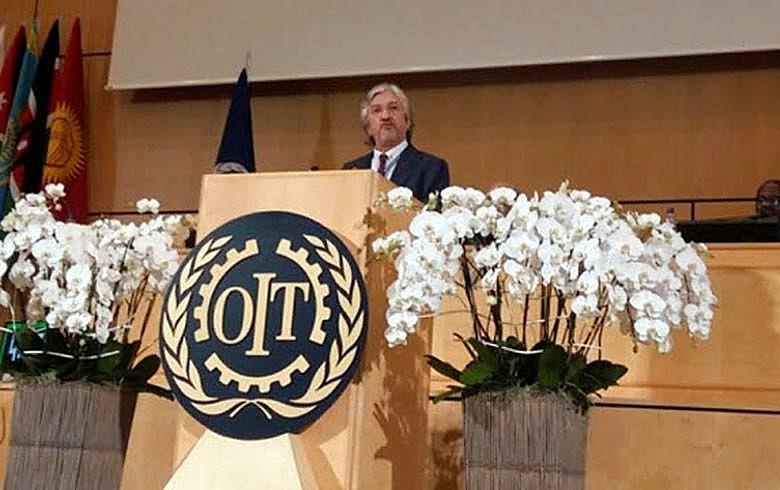 Antônio Lisboa, da CUT, reeleito para compor o conselho de administração da OIT
