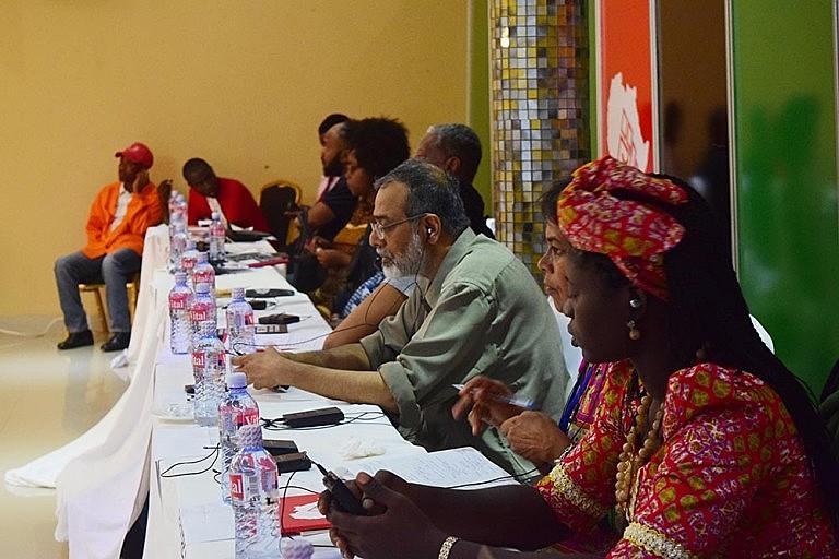 Organizações de 39 países estão presentes no encontro