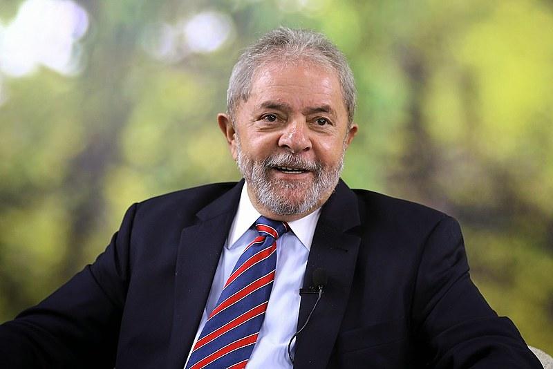 Lula concedeu entrevista à jornalista da RedeTV, Kennedy Alencar. No entanto, emissora desistiu de transmitir