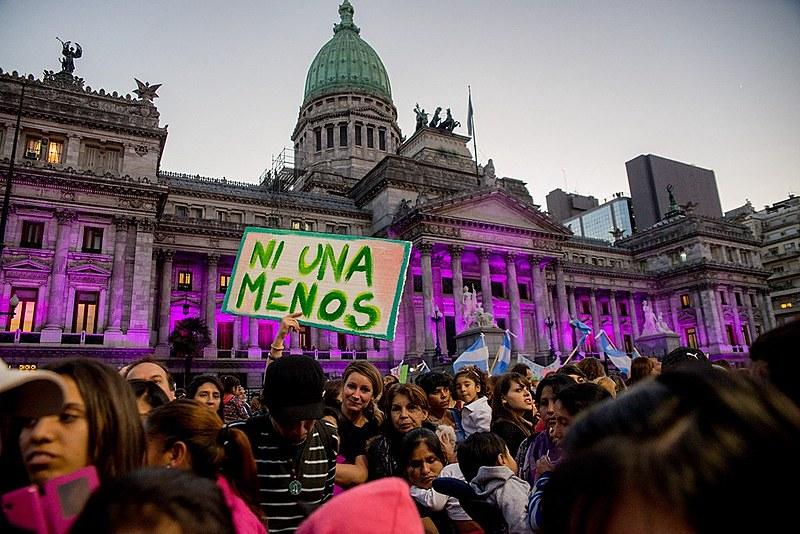 Lucía Pérez, de 16 anos, foi drogada, estuprada e assassinada na cidade de Mar del Plata, na Argentina, em outubro de 2016