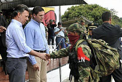 Reunião do governo de Juan Manuel Santos com o ELN encerrou sem o contemplar da expectativa de um novo cessar fogo