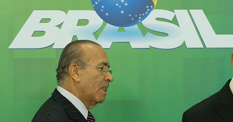 Eliseu Padilha (PMDB), ministro da Casa Civil