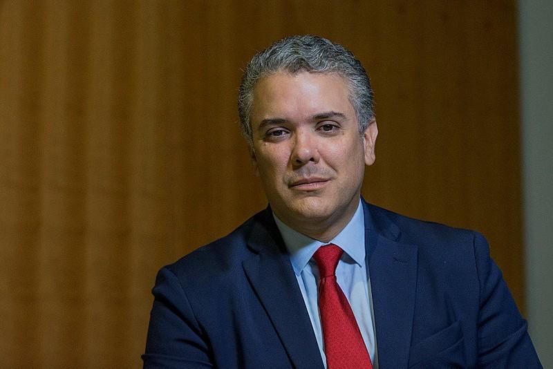 Anúncio de rompimento das negociações foi anunciado pelo presidente da Colômbia, Iván Duque
