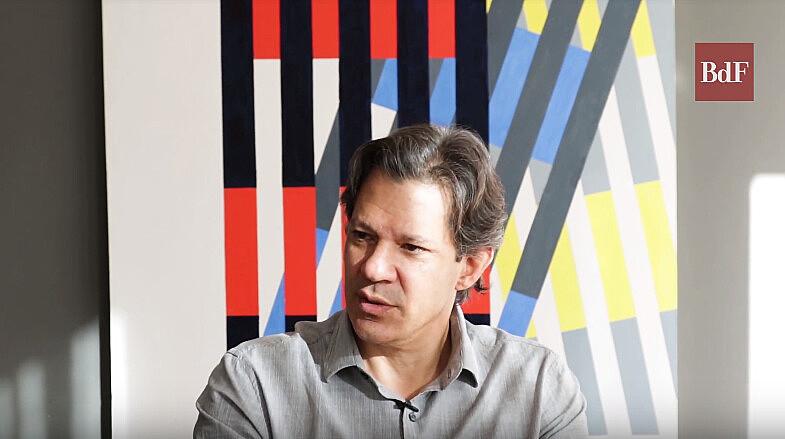 Fernando Haddad falou com o  Brasil de Fato na última segunda-feira (27)