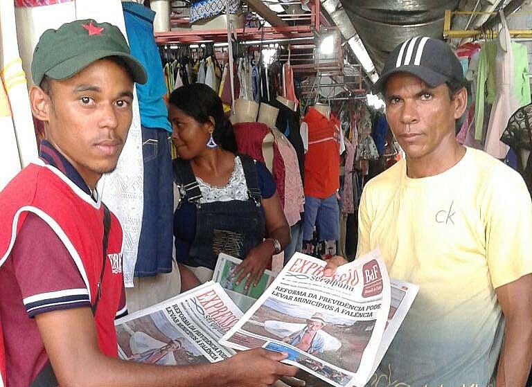 Gratuito, a distribuição será feita em pontos fundamentais de Aracaju e nos principais municípios do estado.