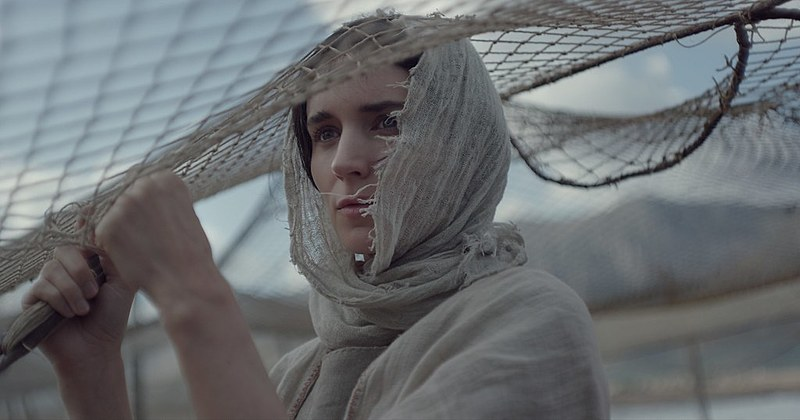 A atriz Rooney Mara interpreta Maria Madalena