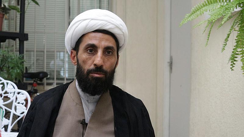 Sheikh Hossein Khaliloo, teólogo e líder religioso iraniano