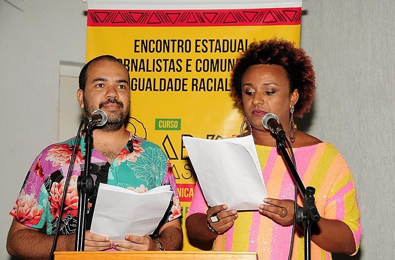 """""""Por uma Comunicação negra e feminista"""" é o tema aula inaugural do Curso Dandara dos Palmares – Gênero, Raça e Etnia na Comunicação"""