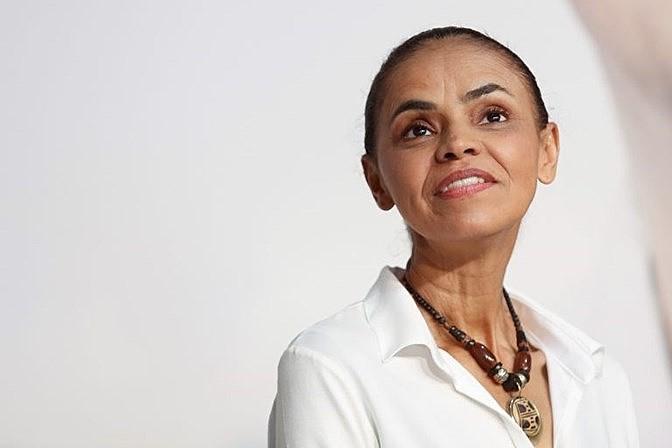 Ex-ministra do Meio Ambiente e ex-senadora Marina Silva (Rede)