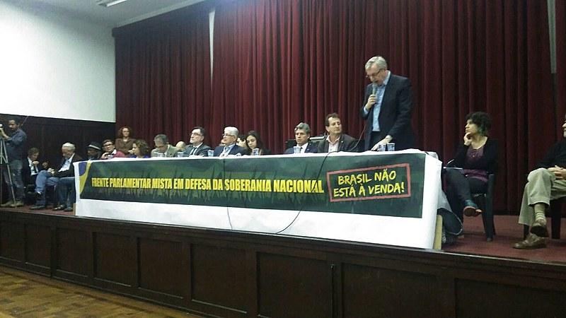 Movimentos populares, sindicatos e entidades se reúnem na Faculdade de Direito de São Paulo para lançamento da Frente