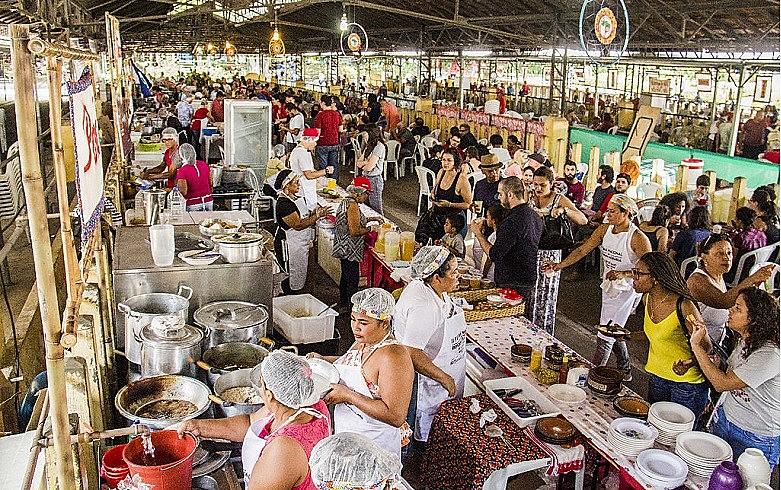 Em edições anteriores, a feira levou mais de 200 mil pessoas ao parque da Água Branca