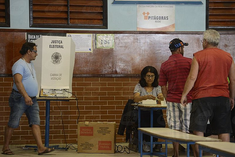 Eleitores das três principais capitais que tiveram disputas de segundo turno, optaram pela abstenção