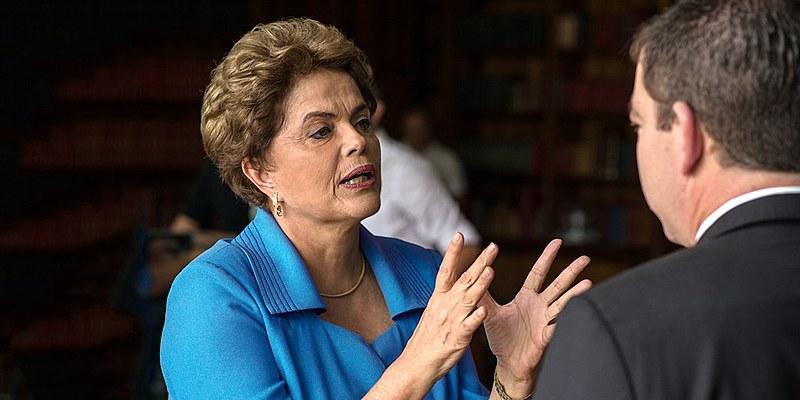 """Este gobierno interino e ilegitimo, será un gobierno bastante conservador en todos los aspectos"", afirmo Dilma en entrevista con  The Intercept"