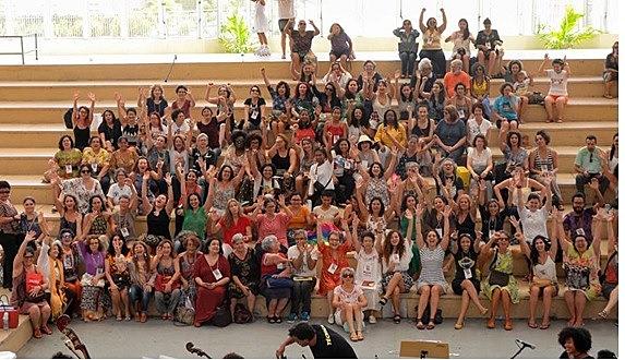 Mulherio das Letras reúne mulheres de todo Brasil para discutirem literatura e mercado editorial