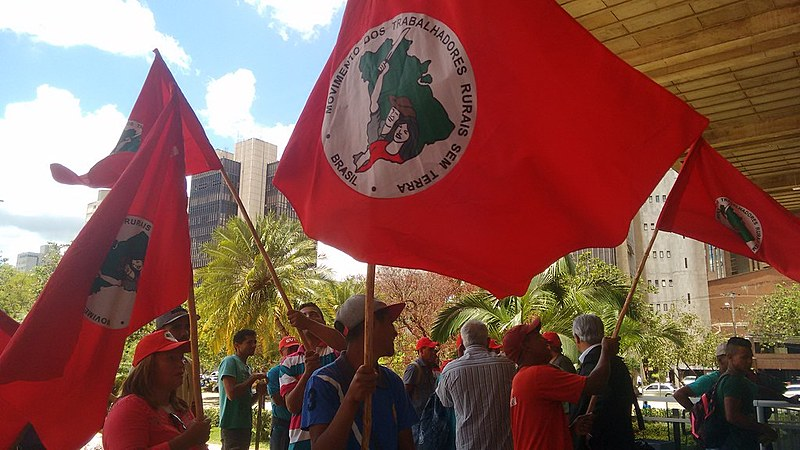 Na última semana, policiais invadiram a Escola Nacional Florestan Fernandes, em Guararema (SP), sem mandado de busca e apreensão