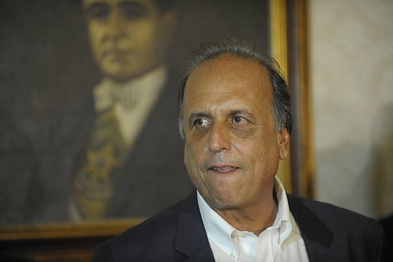 O governador do estado Luiz Fernando Pezão (PMDB)