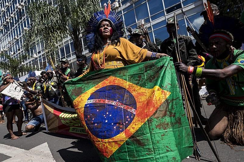 Liderança Sônia Guajajara divulgou informação em primeira mão nas redes sociais