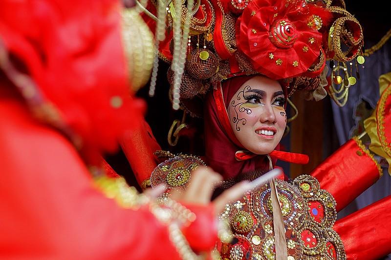 Carnaval na Indonésia