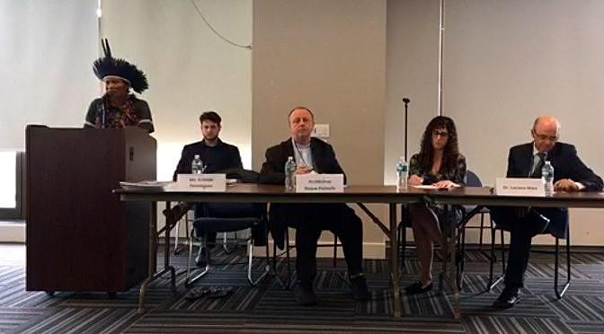 Prevenção do genocídio na sobrevivência do conhecimento tradicional foi debatido por ocasião do Fórum Permanente sobre Questões Indígenas