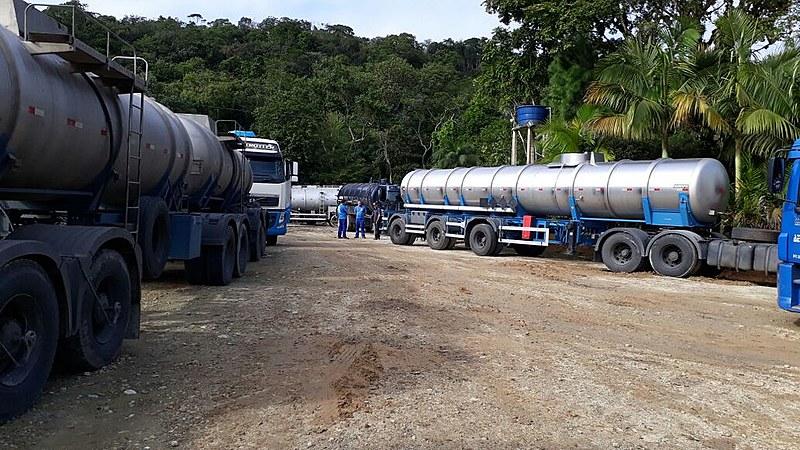 Caso não chegue petróleo à Repar até esta quarta-feira (24), o refino corre sério risco de parar