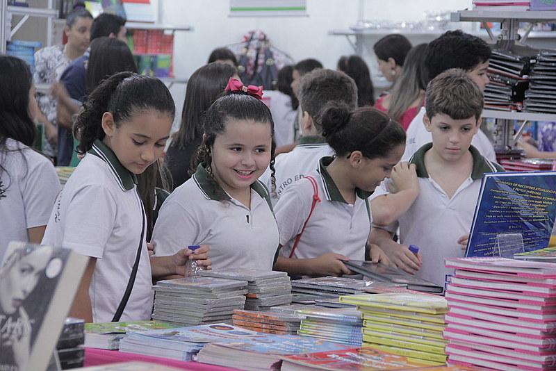 Oevento acontece no Centro de Eventos do Ceará, localizado na Av. Washington Soares, 999 - Edson Queiroz, Fortaleza
