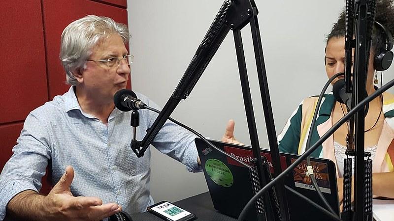 Cientista político Armando Boito avalia conjuntura política após libertação de Lula, ao vivo, na Rádio Brasil de Fato