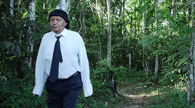 O índio Perpera Suruí foi pajé por 40 anos e, após a conversão de parte da aldeia, hoje é zelador em igreja neopentecostal