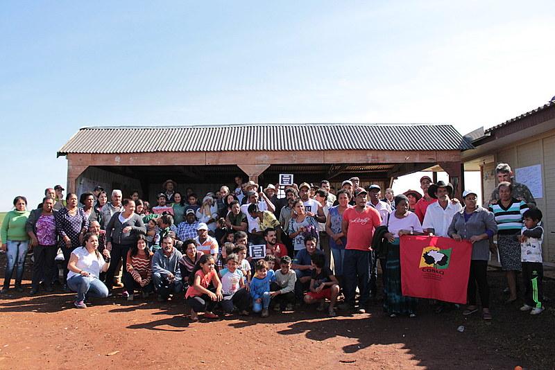 Famílias do quilombo aguardam julgamento, que será em Porto Alegre, no dia 17 de sermbro