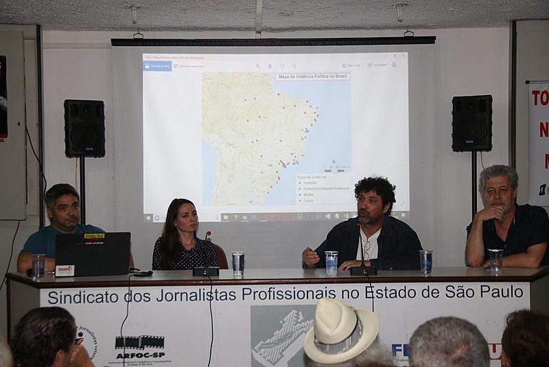 Jornalista Alceu Castilho ressalta que há diversos casos não notificados