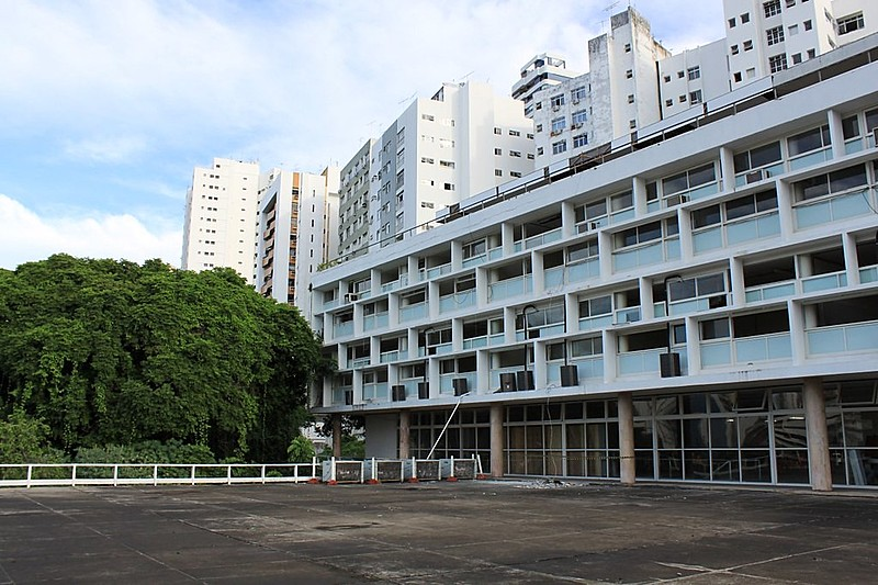 Universidade Federal da Bahia foi uma das primeiras a ter cortes orçamentários este ano