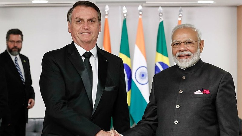 Far-right Brazilian president Jair Bolsonaro is India's guest for Republic Day this year