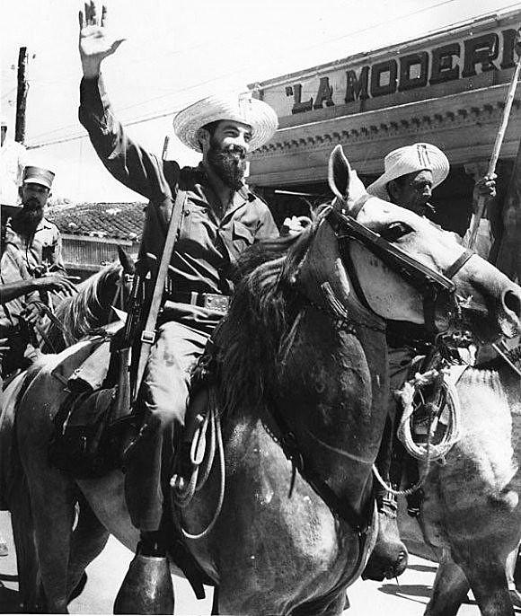 Herói de Yaguajay – uma cidade da província de Sancti Spíritus – é o título que lhe foi dado espontaneamente pelo povo cubano