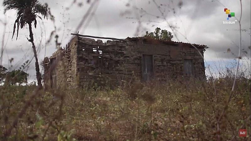 Lula nasceu e cresceu numa casa como essa antes de vir para São Paulo se tornar metalúrgico