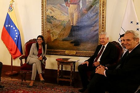 Parlamentares presta solidariedade à Venezuela nesta sexta (15)
