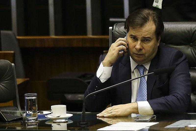 Eleição de Rodrigo Maia como presidente da Câmara dos Deputados foi apresentada como um desdobramento da tática da Frente Ampla