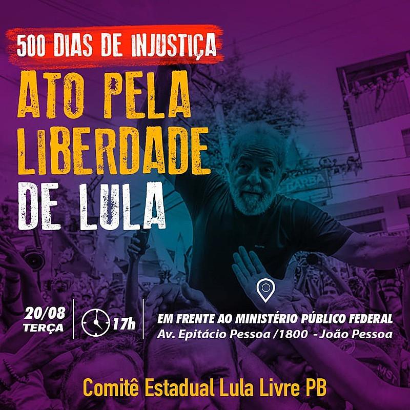 Atos acontecem nesta terça (20) em todo o Brasil.